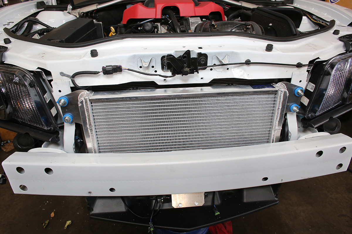 hight resolution of  to upgrade the cooling system once horsepower levels have superseded 450 crank horsepower our recommendation would be a dual core aluminum radiator