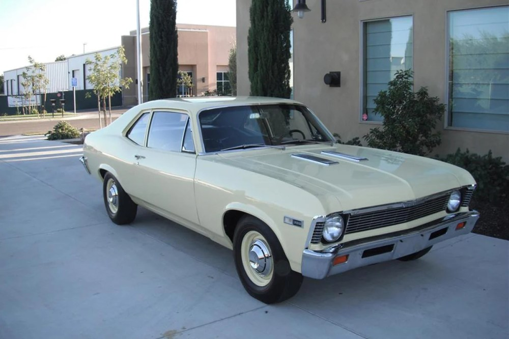 medium resolution of when we talk about our favorite muscelcars the chevrolet nova is definitely part of the discussion its design makes it more subtle looking than the camaro