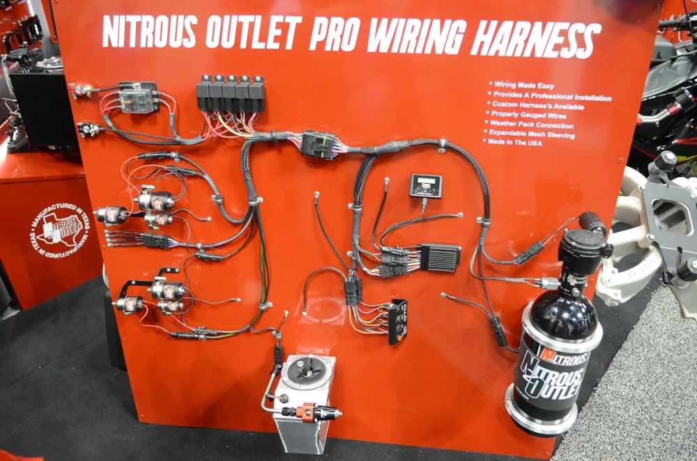 medium resolution of pri 2015 nitrous outlet simplifies install with new wiring harness nitrous outlet winmax wiring an error
