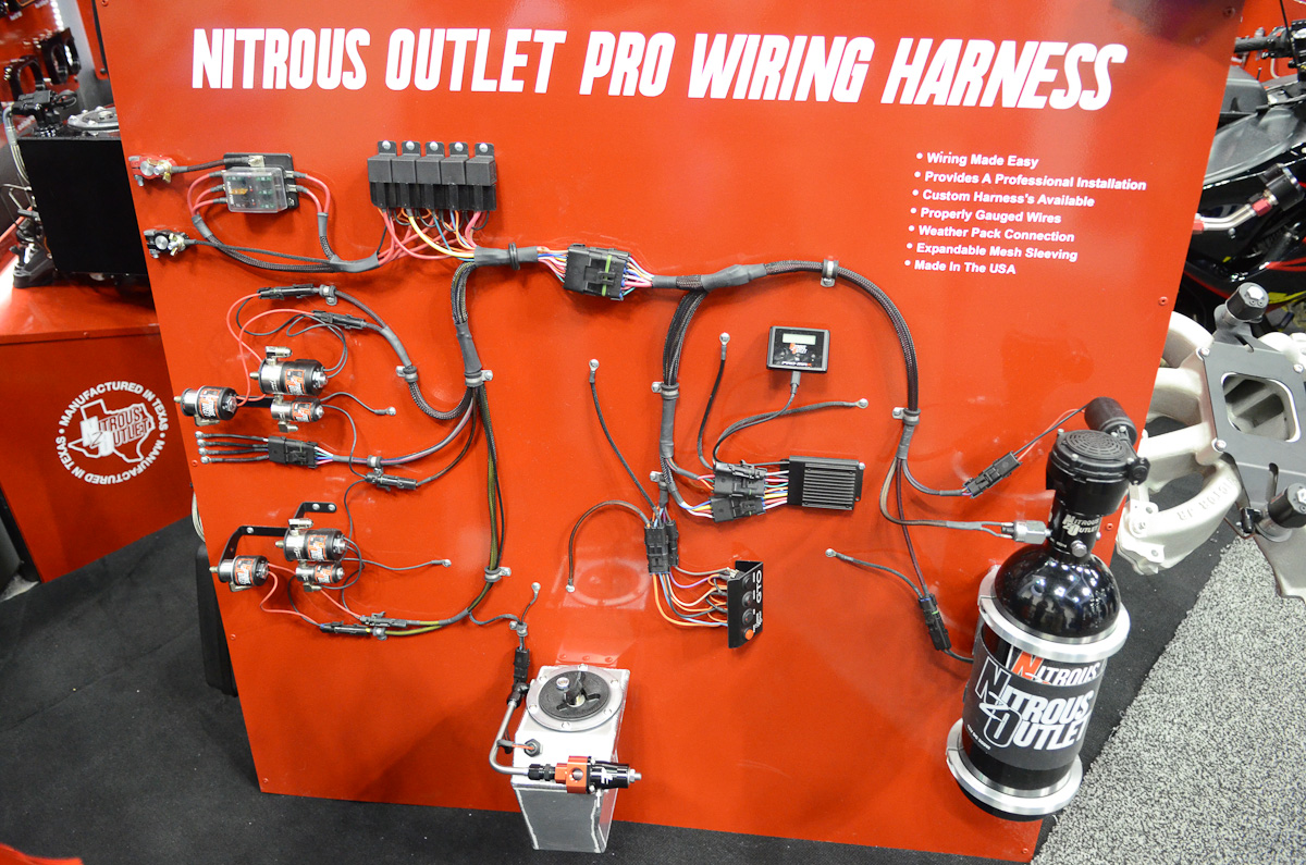 hight resolution of pri 2015 nitrous outlet simplifies install with new wiring harness an error occurred