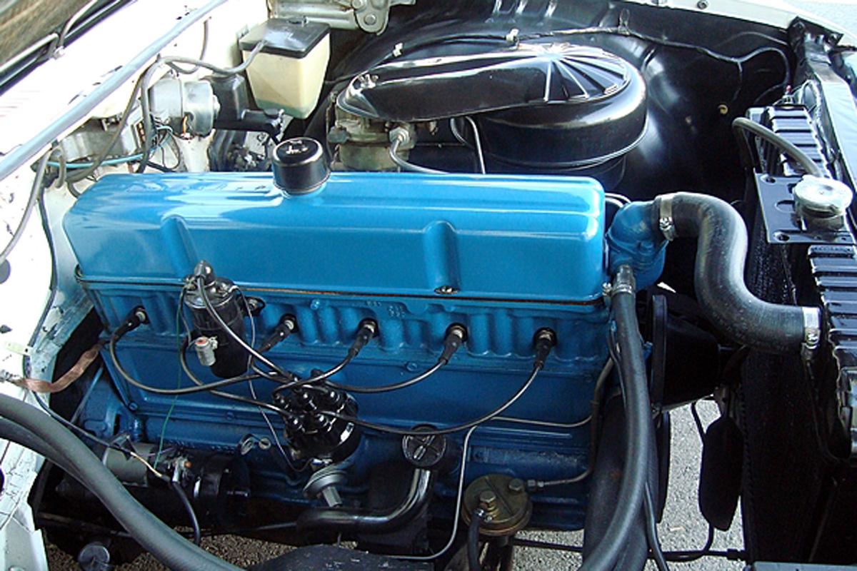 Ford 292 Engine Diagram Impala Engine Options 1960