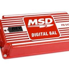 chevy distributor with msd digital 6al msd wiring [ 1200 x 800 Pixel ]