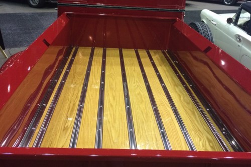 small resolution of vintage truck bed floors have become a popular area for a builder to express their own artistic flair
