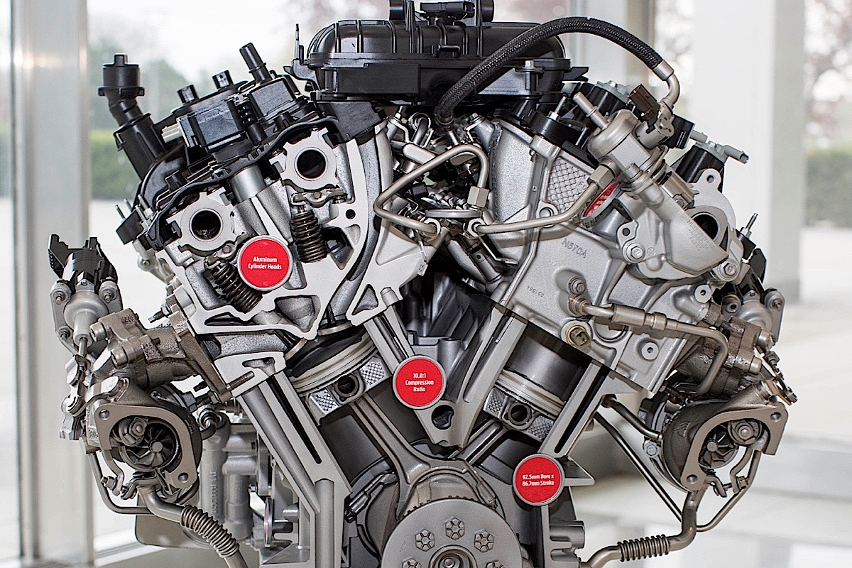 hight resolution of ford engineers designed the new 3 5 liter ecoboost engine to provide better low end and peak engine performance