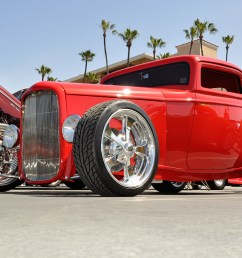 to see and feel the change different sets of wheels can have take a look at dave baker s 1950 mercury goldrush baker has three different sets of wheels  [ 1200 x 800 Pixel ]