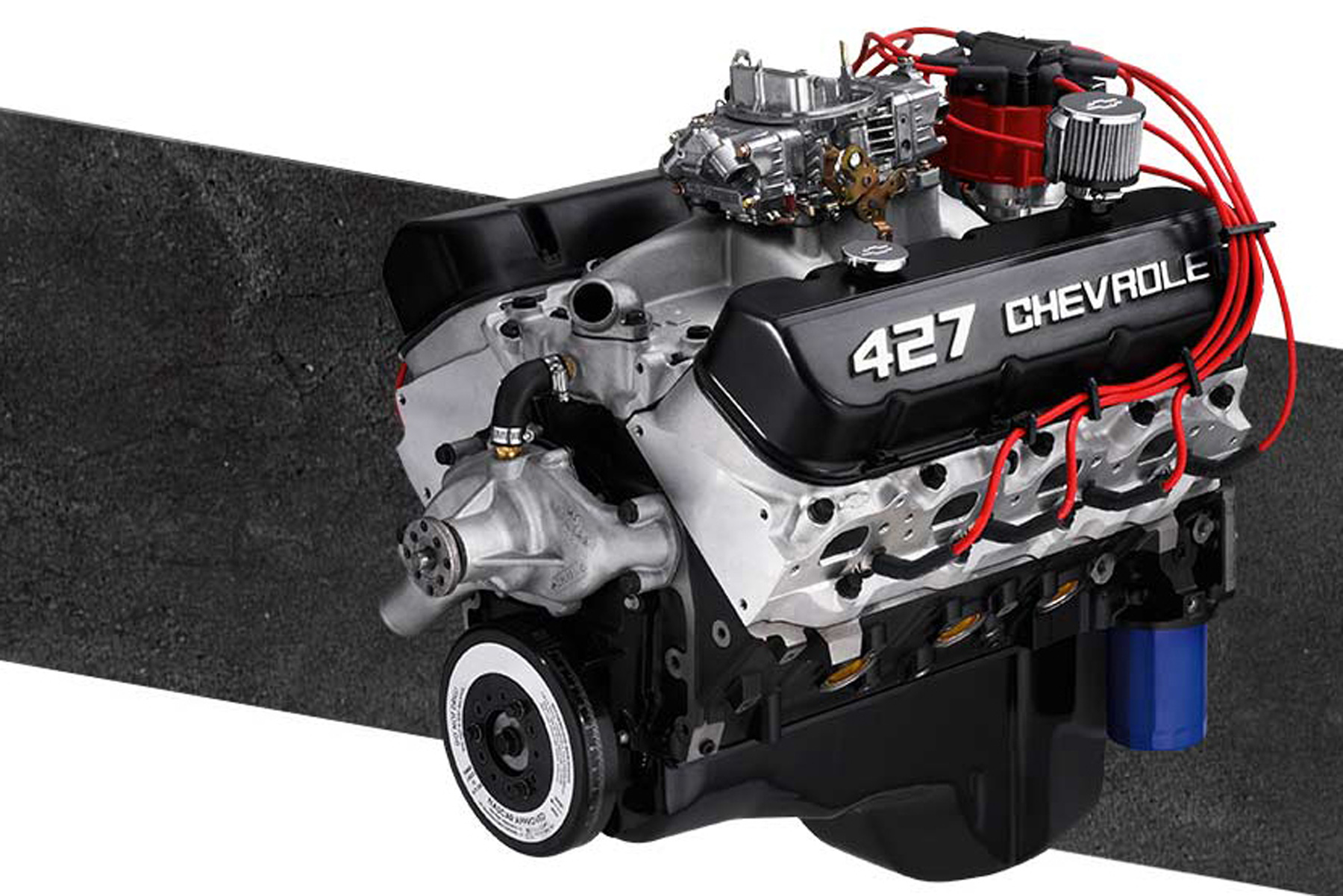 hight resolution of since its inception the 427 cubic inch chevrolet big block has become a legend for engine enthusiasts around the world whether it s a small block stroker