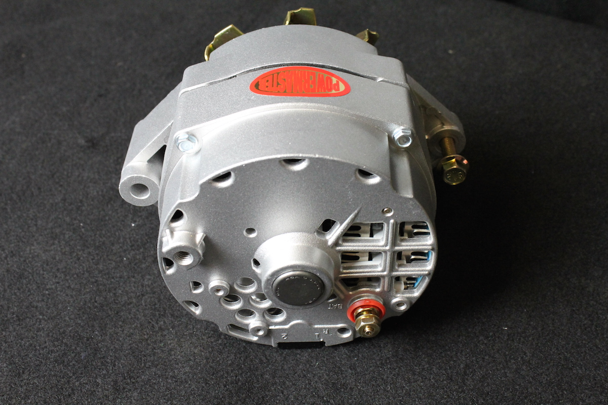 hight resolution of powermaster s 12si family of alternators is not only a great high output replacement for early gm 10dn and 10si alternators but they work remarkably well