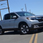 2017 Honda Ridgeline Rtl E Review