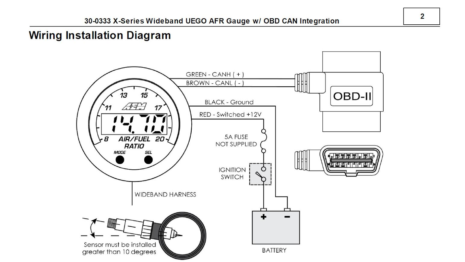 hight resolution of tested aem rsquo s new x series obdii wideband w hp tuners on