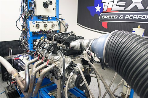 small resolution of the addition of an andrews camshaft inspection machine allows texas speed to verify the specs on every single camshaft they produce