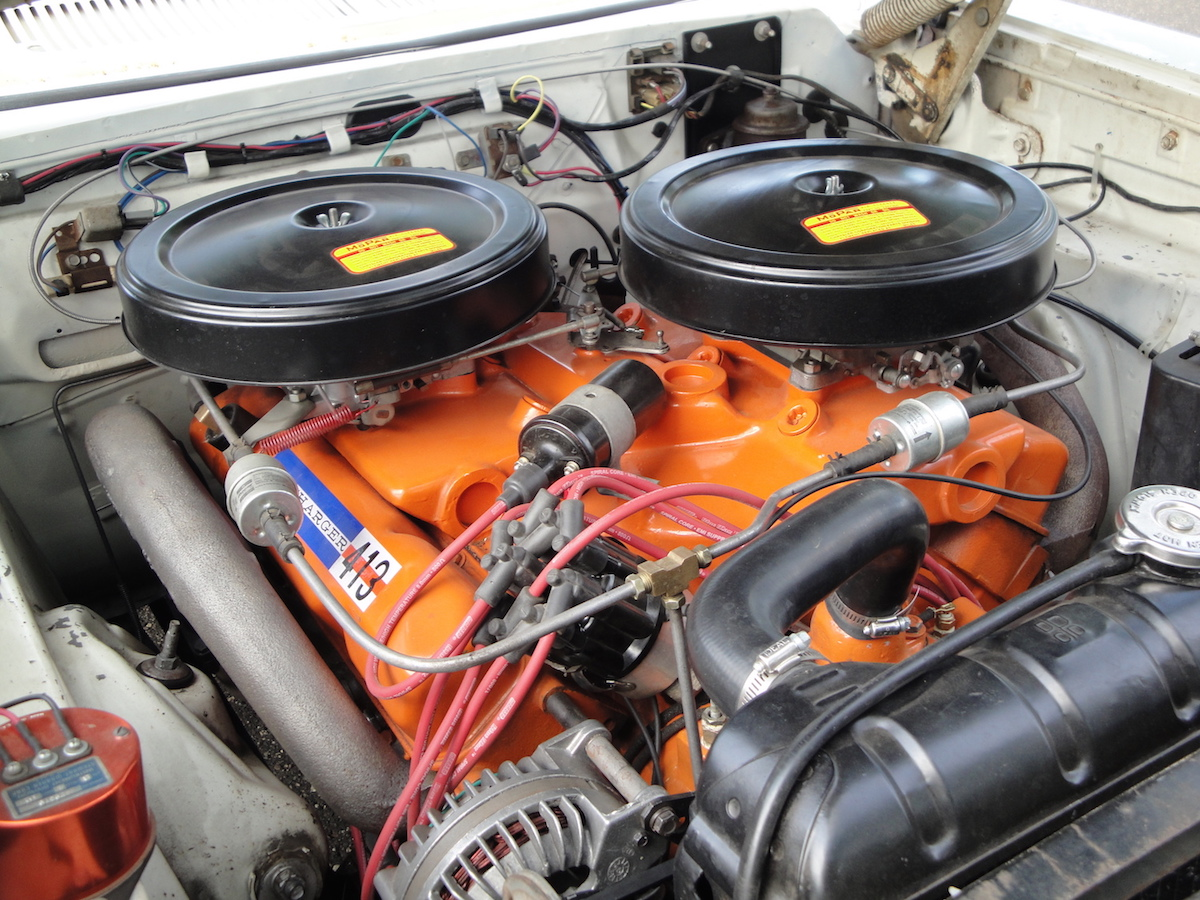 hight resolution of when it came to building all out racing engines you couldn t do better than dodge chrysler plymouth in the early 60s mopar engines had been burning up