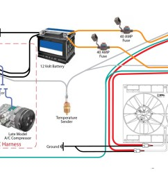 ac wiring relay wiring diagram technic [ 1200 x 800 Pixel ]