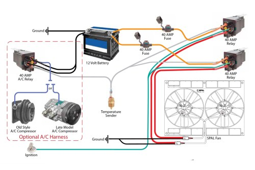 small resolution of ac wiring relay wiring diagram technic
