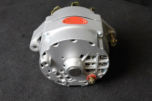 small resolution of powermaster s early style delco alternators will work as a one wire or oem style alternator