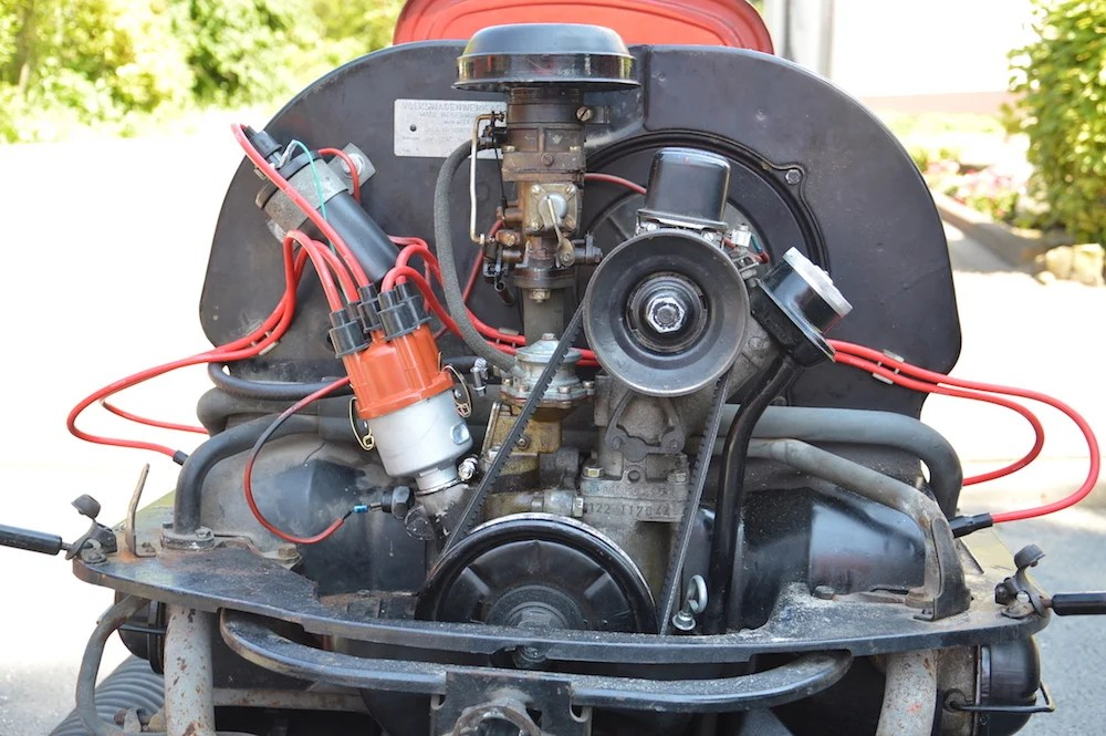 Manx Buggy Wiring Diagram The Venerable Vw Air Cooled Engine