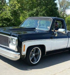 if you re a fan of chevrolet s pickup check out this sweet 80 c10 belonging to dustin green from maryville tennessee dustin spends his days as a mail  [ 1200 x 800 Pixel ]