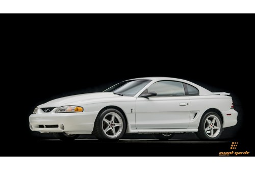 small resolution of back in the mid 90s the 1995 svt mustang cobra r dominated tracks everywhere albeit rare only 250 units were produced all in white
