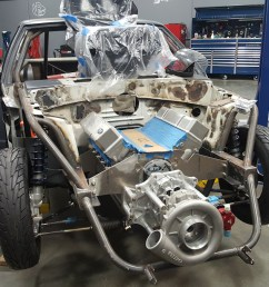 our vortech supercharged steve morris built small block chevy bolted into our fox body it was time to get it wired up with a racepak smartwire  [ 1200 x 675 Pixel ]