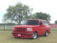 The Ford Lightning Bronco Of Your Dreams Is Up For Sale