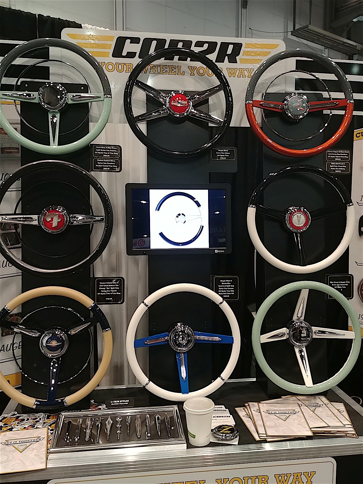 hight resolution of con2r contour steering wheels are cool