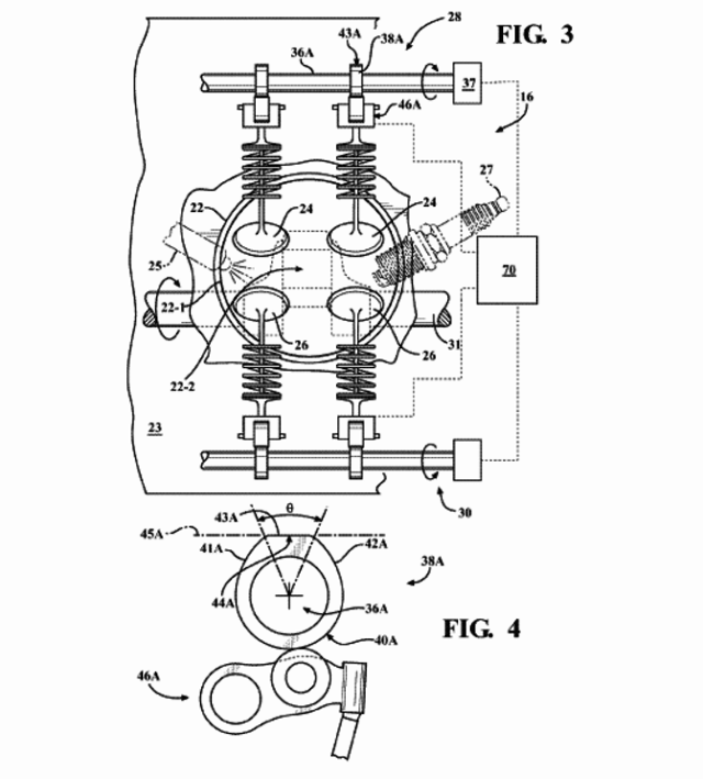 GM Patents Twin-Charged, Variable Dynamic Compression