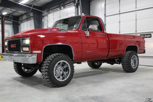 small resolution of the nostalgia of the older body style chevrolet and gmc trucks are somewhat astronomical when people get wind of a clean square body it sparks massive