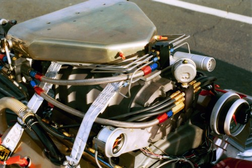 small resolution of nostalgia nitro dragster engine shown with hat and port nozzle distribution blocks and lines port nozzles are often put on a pressure poppet brass poppet