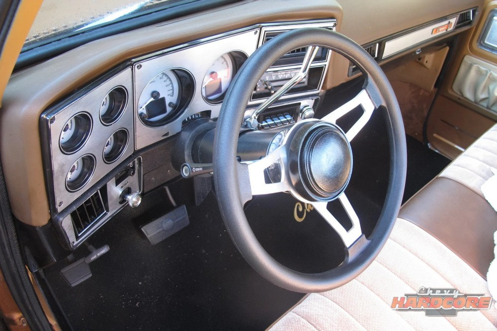 medium resolution of upgrading to a flaming river tilt style steering column not only improves your classic s looks but can also give the driver more sitting room
