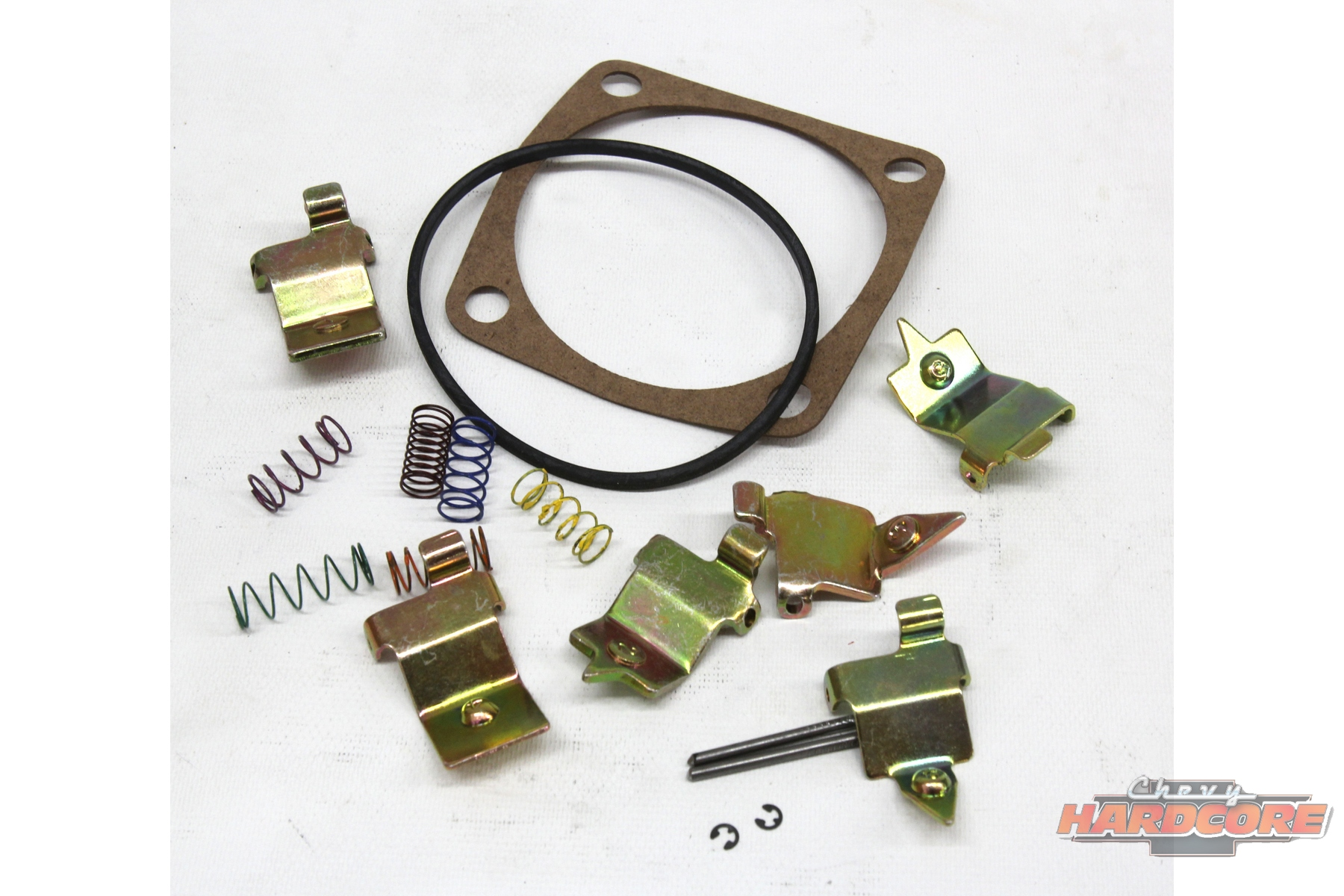 hight resolution of to set the wot up shift rpm on the 700r4 you will need a tci kit like this one that offers stiffer springs to bring the shifts in at a later rpm