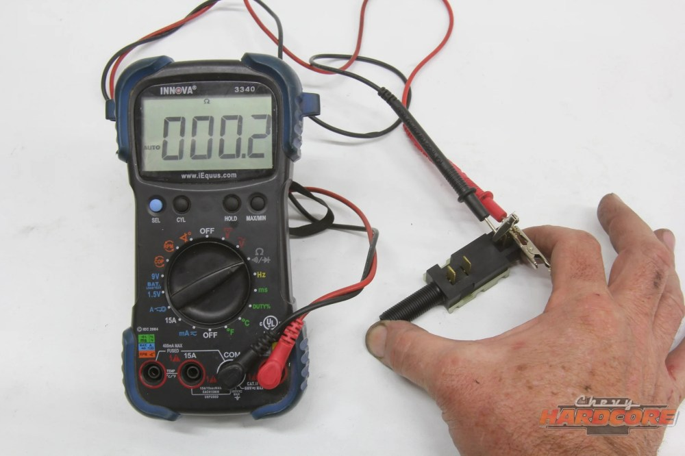 medium resolution of using the connectors at the end of the switch 12 volts is sent to lock up the 700r4 torque converter