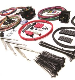 new from painless the pro series chassis wiring harnesses these harnesses give you everything you need to wire up your pro touring or custom ride right  [ 1500 x 900 Pixel ]