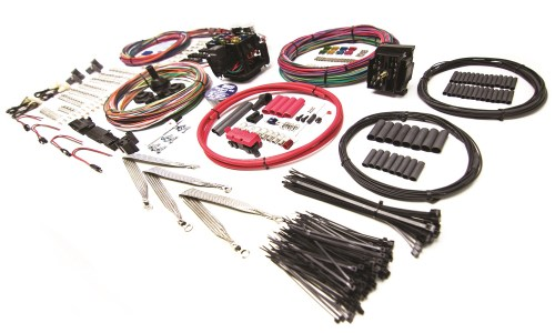 small resolution of new from painless the pro series chassis wiring harnesses these harnesses give you everything you need to wire up your pro touring or custom ride right