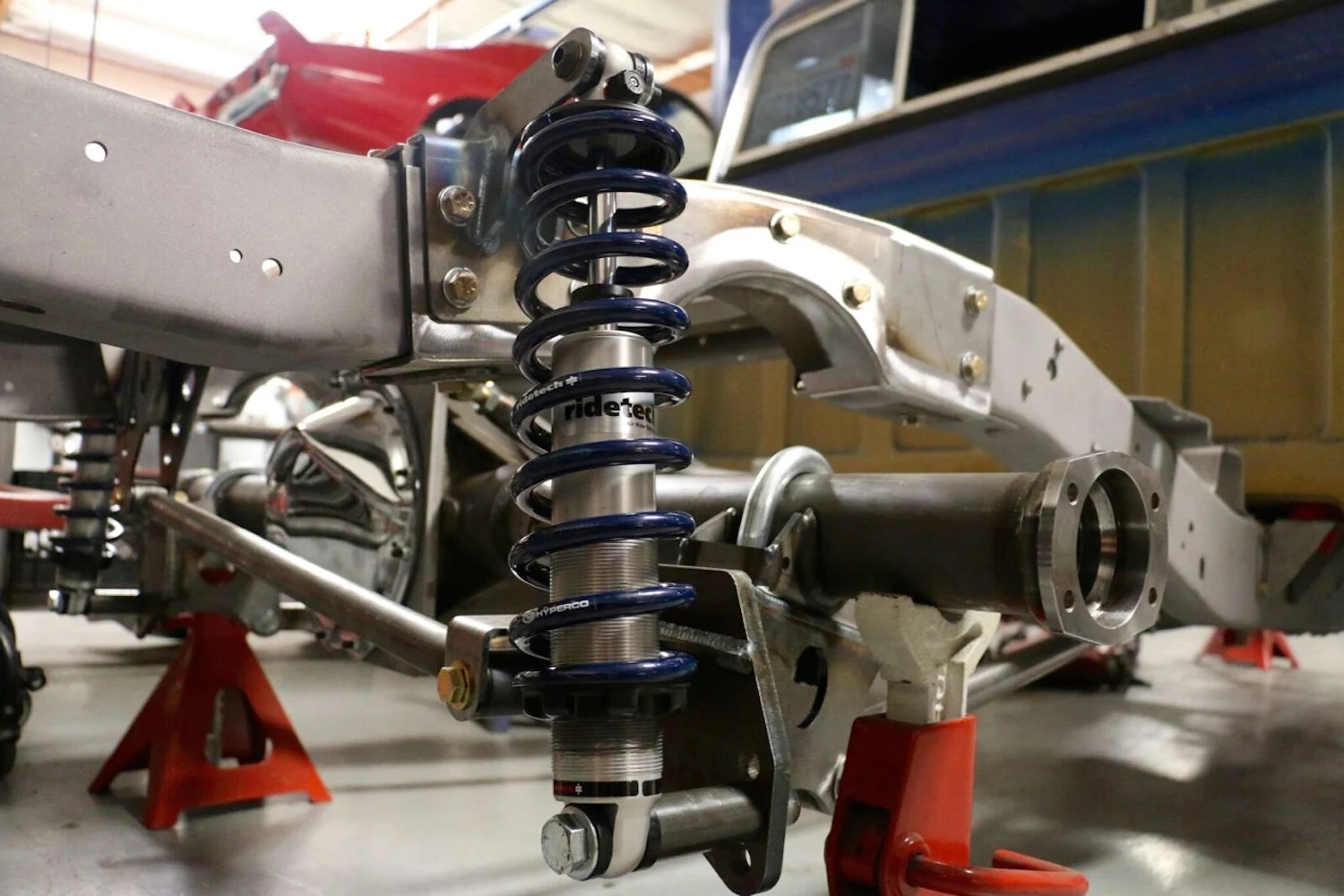 hight resolution of all of the kits are anchored by coilovers but airbags are an option