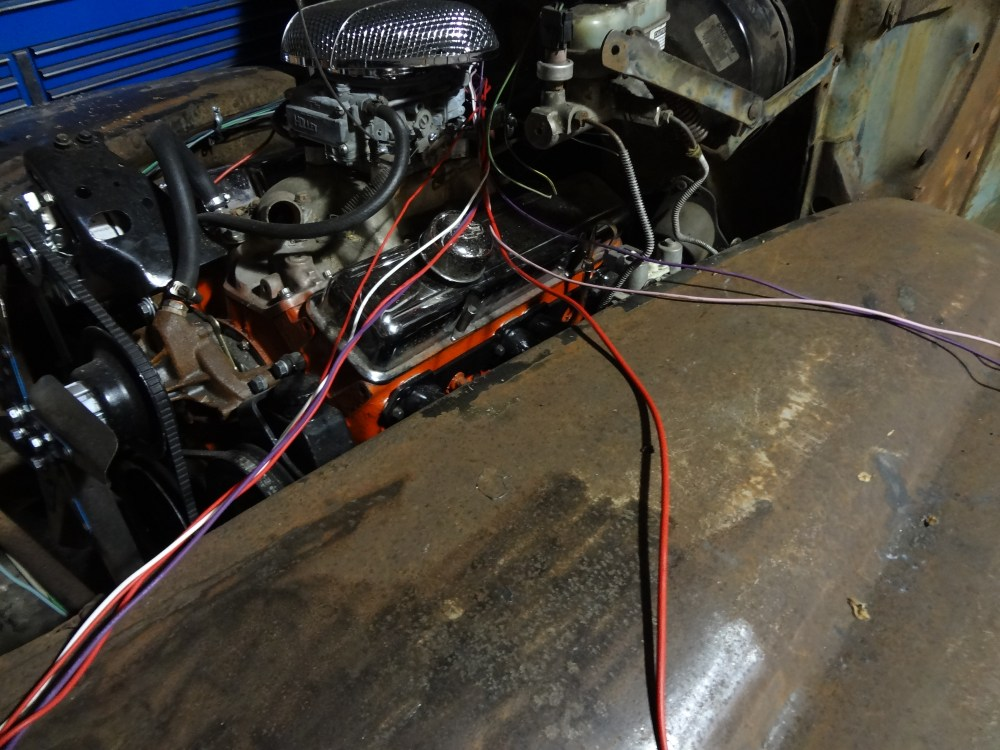 medium resolution of el cheapo building a rat rod for 1 500 episode 13 wiring gm starter