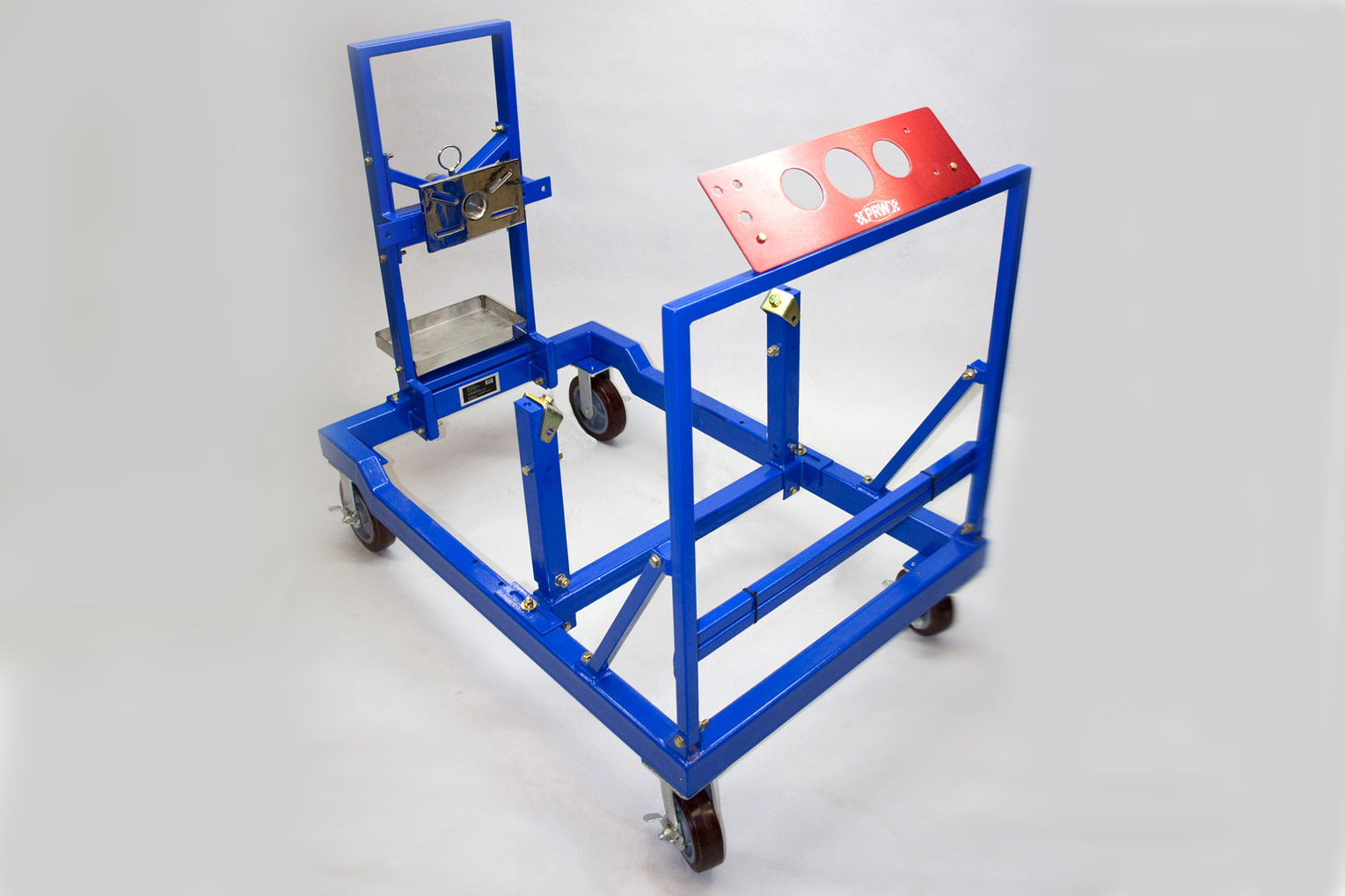 hight resolution of the prw engine test stand is available in a number of configurations ranging from bare bones to fully accessorized also available is the rotating