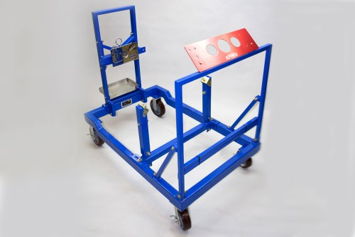 small resolution of the prw engine test stand is available in a number of configurations ranging from bare bones to fully accessorized also available is the rotating