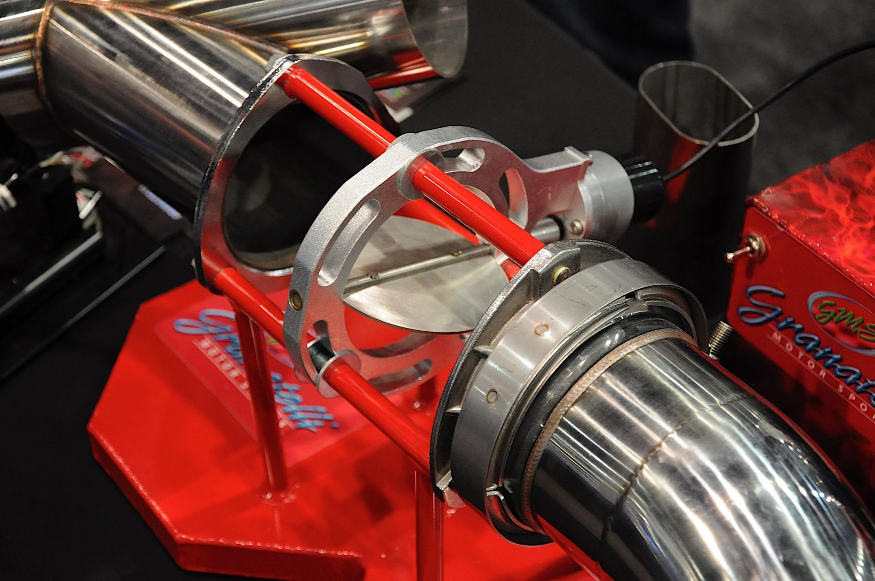 granatelli motor sports universal