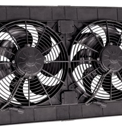 several factors need to be taken into consideration when you re switching from a mechanical to electric fan or selecting a fan for an engine swap or project  [ 1374 x 992 Pixel ]
