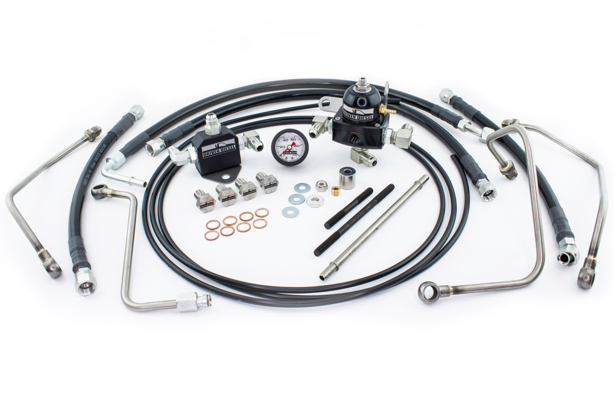 hight resolution of last but not least we have the regulated return fuel system kits for 7 3 liter and 6 0 liter power strokes the need for the product arises from the