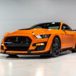 Through My Lens Twister Orange 2020 Ford Mustang Shelby Gt500