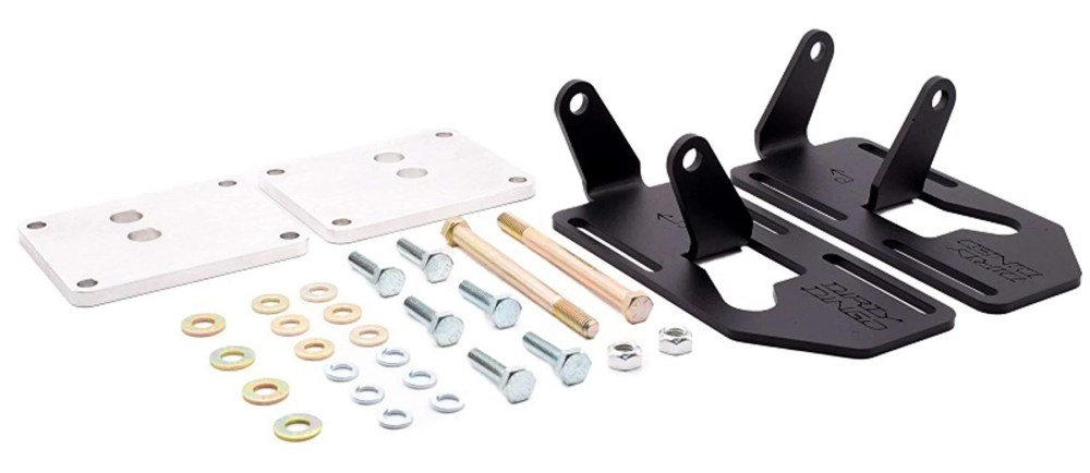 medium resolution of dirty dingo lt adjustable conversion mounts are for installing the 2015 up gen v lt engine into older gm muscle cars they are slotted for adjustment of