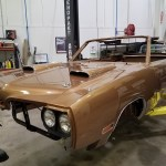Rare Rides The 1970 Dodge Coronet R T Hemi Convertible