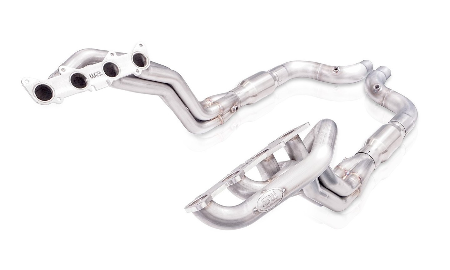 Stainless Works Introduces GT350 Headers And Exhausts