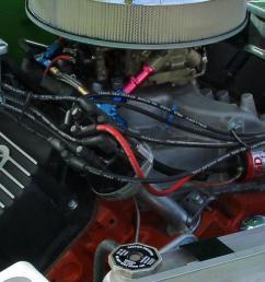 340 mopar engine car diagram [ 1440 x 670 Pixel ]