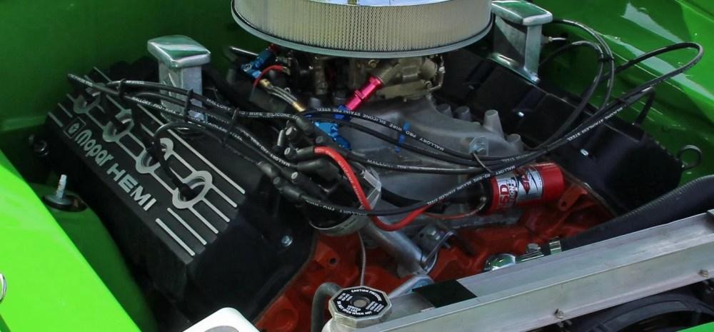 medium resolution of 340 mopar engine car diagram