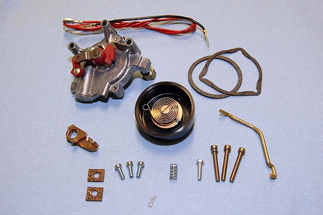 Wiring Diagram For Holley Electric Choke