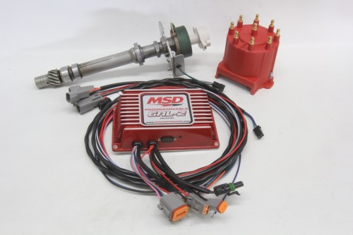 small resolution of one of the easiest ways to enter the digital age with distributor engines is upgrading to the msd digitally programmable 6al 2 box pn 6530