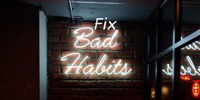 Bad Reading Habits – 5 Tips To Fix