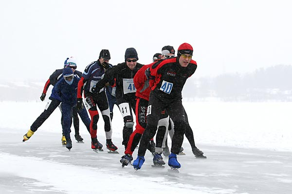Sollentunaloppet 2007. Foto: Jonas Schön.