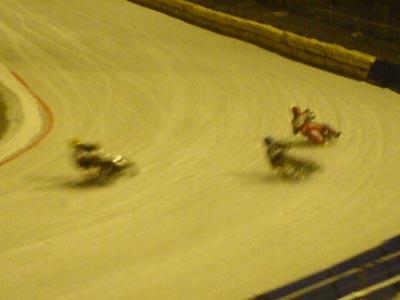 Isracing Ö–IP 2008-01-11. Mobilkamerafoto: Ulf Haase.